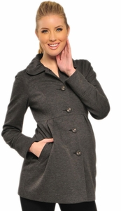 SOLD OUT Olian Classic Long Sleeve Maternity Coat