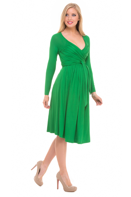 Shop our collection of maternity dresses to find a cute maternity baby shower dress or an elegant evening maternity dress for a special occasion. We also offer casual and trendy maternity maxi dresses for summer! Whatever the occasion, we have just the stylish dress you are looking for.