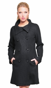 SOLD OUT Olian Maternity Pea Coat