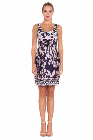 SOLD OUT Olian Matilda Sleeveless Maternity Dress