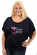 """One Creative Mama Dolman Sleeve Statement Tee For Moms """"Dairy Queen"""""""