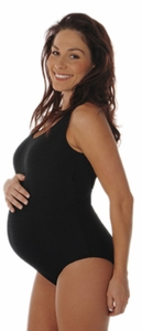 SOLD OUT One Piece Maternity Swimsuit Tank by Prego Maternity