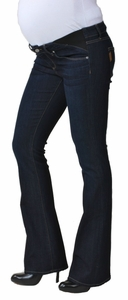 Paige Premium Denim Union Laurel Canyon Maternity Jeans - Renaissance Wash