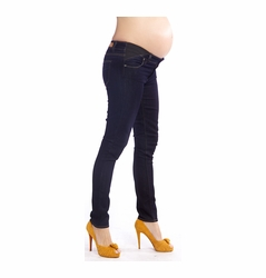 Paige Premium Denim Union Maternity Jegging Jeans - Dusk Wash