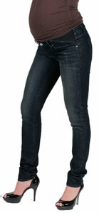SOLD OUT Paige Premium Denim Union Skyline Skinny Maternity Jeans - McKinley Wash