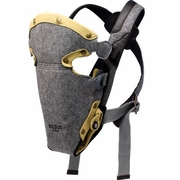 Petunia Pickle Bottom Scout Walkabout Carrier-Grey Felt