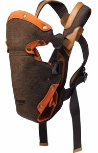 SOLD OUT Petunia Pickle Bottom Scout Walkabout Carrier-Olive Brown Felt