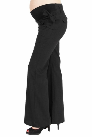 SOLD OUT Pomkin Adelaide Pinstripe Maternity Pants