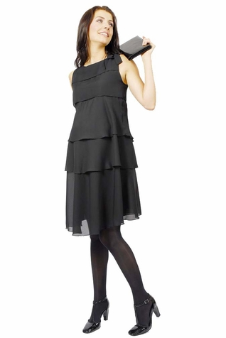 SOLD OUT Pomkin Charleston Sleeveless Maternity Cocktail Dress