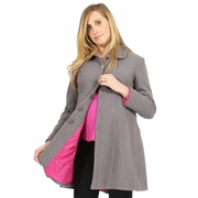 Pomkin Coco Wool Maternity Coat