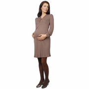 Pomkin Cristina Maternity Shirt Dress