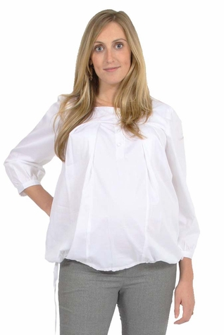 SOLD OUT Pomkin Lulu Square Neck Maternity Nursing Shirt