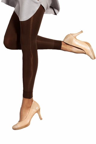 Preggers Light Compression Support Fashion Color Maternity Footless Tights
