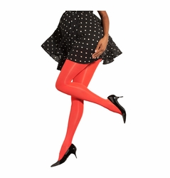 Preggers Light Compression Support Fashion Color Maternity Tights