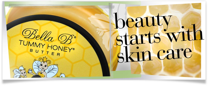 Pregnancy Skin Care & Stretch Mark Prevention