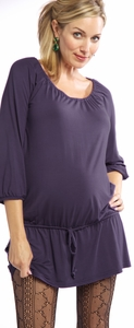 Ripe Charlotte Maternity Tunic Top