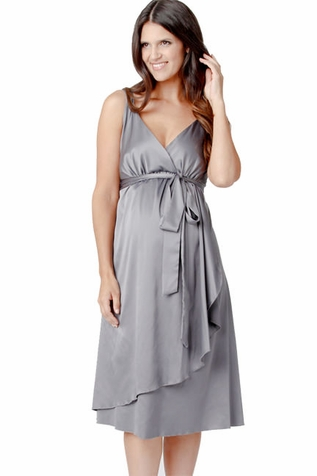 SOLD OUT Ripe Claire Special Occasion Cocktail Maternity Dress
