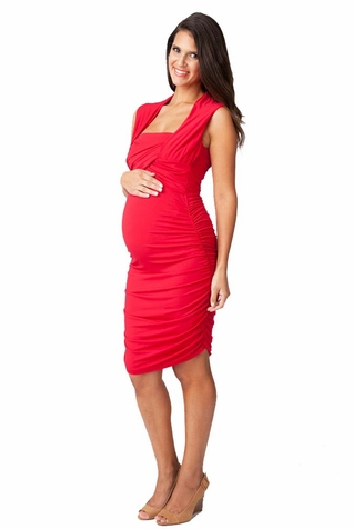 Ripe Harper Maternity Nursing Dress - Sleeveless