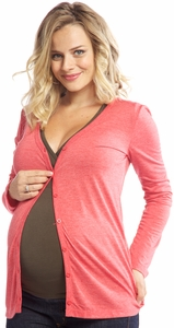 Ripe Jake Maternity Cardigan Sweater