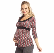 Ripe Love Me Do Maternity Top