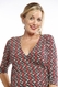 SOLD OUT Ripe Love Me Do Maternity Wrap Dress