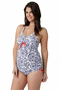 Ripe Maternity Holland 2 Piece Tankini Swimsuit