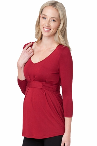 SOLD OUT Ripe Maternity Lauren Empire Waist Top