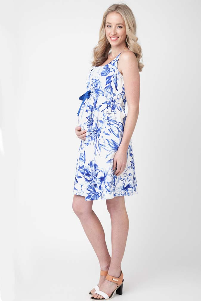 home soldout sold out ripe maternity porcelain baby shower party dress