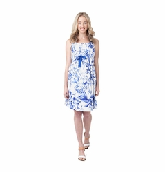 Ripe Maternity Porcelain Baby Shower/Party Dress