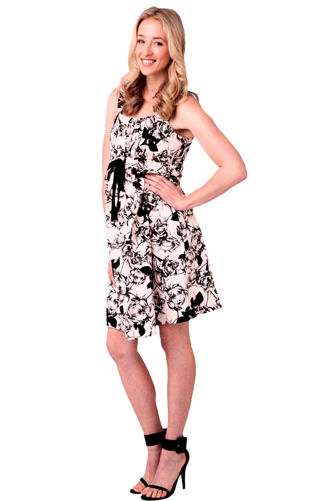 ripe maternity rosie baby shower party dress maternity clothes on
