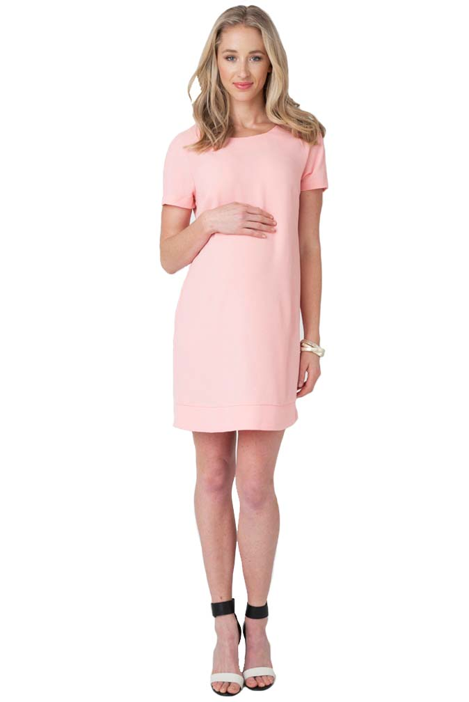 MATERNITY DRESSES FOR BABY SHOWER - Mansene Ferele