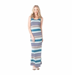 Ripe Maternity Shelley Tank Maxi  Dress