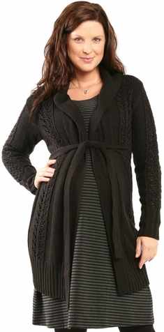 SOLD OUT Ripe Maternity Sweater Faber Knit