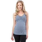 Ripe Maternity Ultimate Express Nursing Tank - Stripe