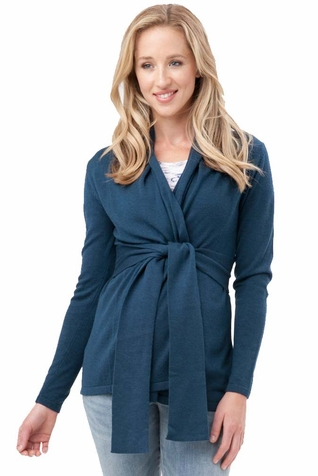 SOLD OUT Ripe Maternity Villa Wrap Cardigan Sweater