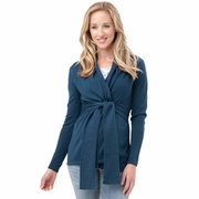Ripe Maternity Villa Wrap Cardigan Sweater