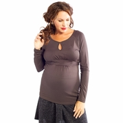 Ripe Sasha Tie Back Maternity Top