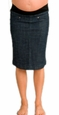 Ripe Skylar Denim Maternity Skirt