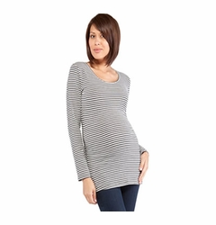 SOLD OUT Ripe Striped Maternity Tee