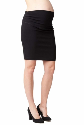 Ripe Suzie Maternity Career Mini Skirt