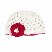 SOLD OUT RuffleButts Handmade Crocheted Ava Marie Beanie Hat
