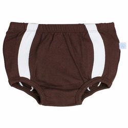 RuggedButts Football Bloomer� - Diaper Cover