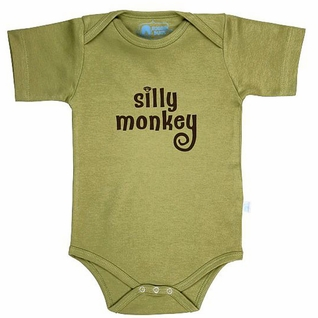 """SOLD OUT RuggedButts """"Silly Monkey"""" Knit One Piece"""