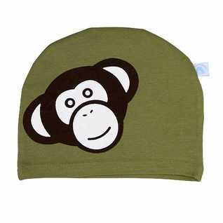 "RuggedButts ""Silly Monkey"" Stretch Knit Beanie"