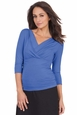 Seraphine Adele Ingenious Long Sleeve Maternity And Nursing Top