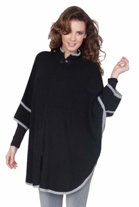 Seraphine Amira Knitted Maternity Cape