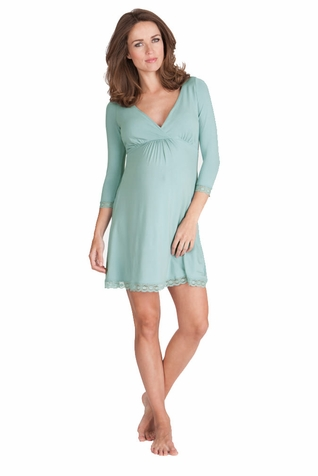 SOLD OUT Seraphine Augusta Maternity Nursing Nightgown