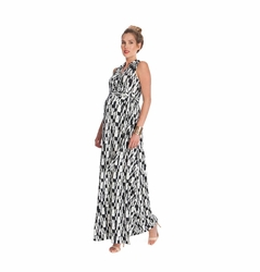 Seraphine Bianka Maternity Maxi Wrap Dress