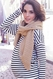 SOLD OUT  Seraphine Caleb Cable Knit Maternity Poncho & Nursing Shawl