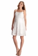 Seraphine Elizabeth Cotton Lace Maternity Dress